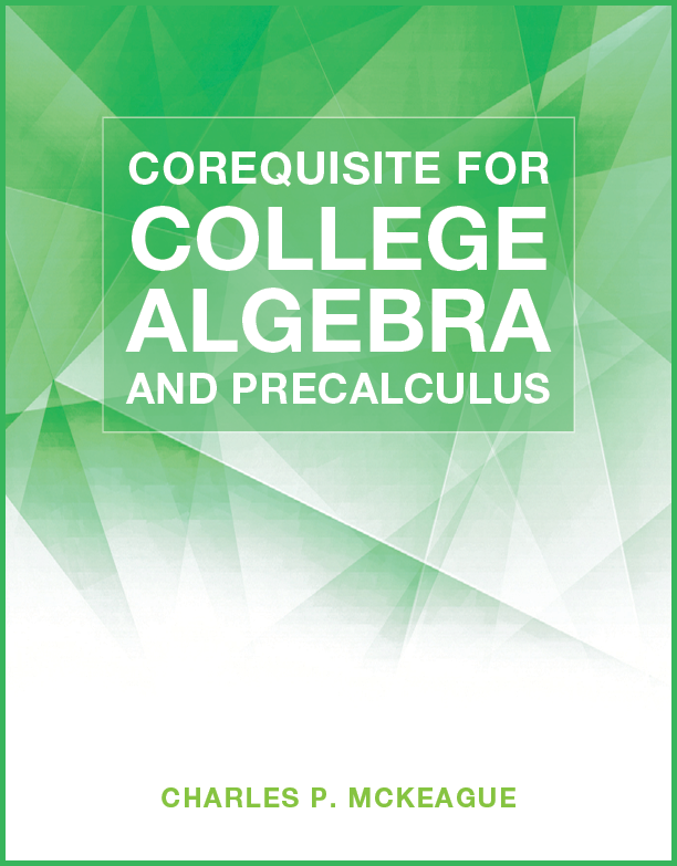 picture of Corequisite for College Algebra and Precalculus