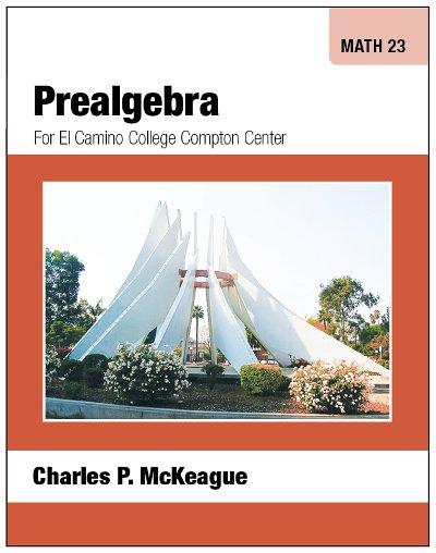 picture of Compton Math 23: Prealgebra
