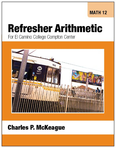 picture of Compton Math 12: Refresher Arithmetic