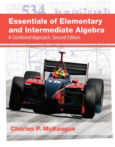 picture of Essentials of Elementary & Intermediate Algebra: A Combined Course 2/e