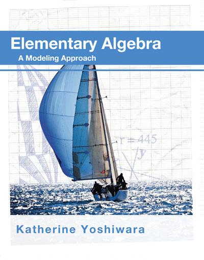 picture of Elementary Algebra by Katherine Yoshiwara