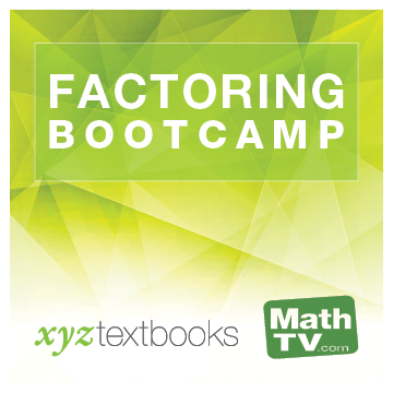 picture of Factoring Bootcamp