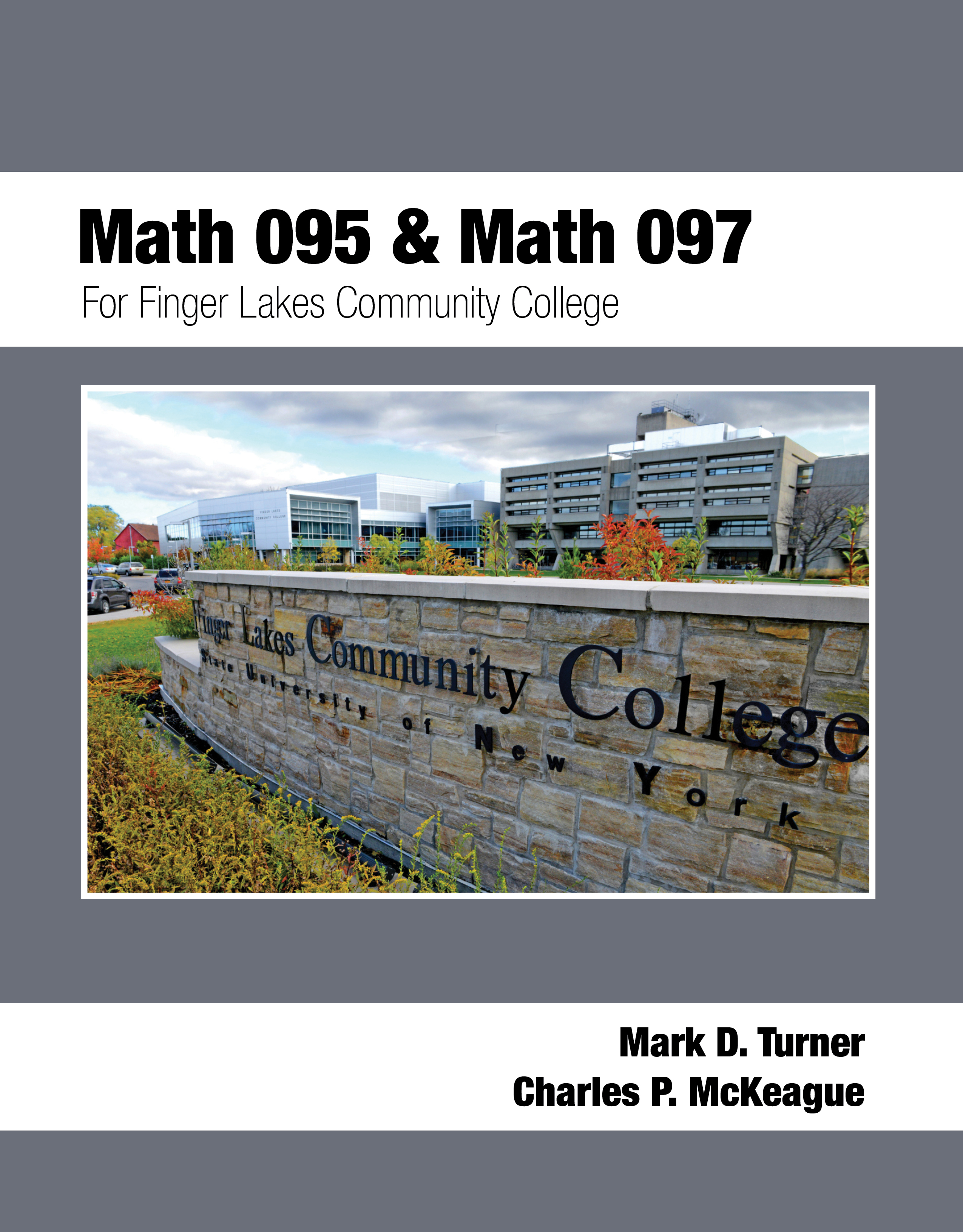 picture of Math 095 Math 097 for Finger Lakes Community College