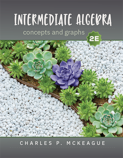 picture of Intermediate Algebra: Concepts and Graphs 2/e