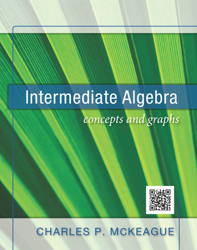 picture of Intermediate Algebra: Concepts and Graphs