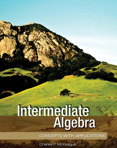 picture of Intermediate Algebra: Concepts with Applications