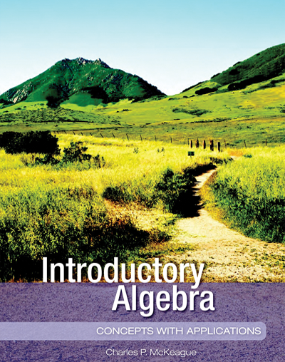 picture of Introductory Algebra: Concepts with Applications