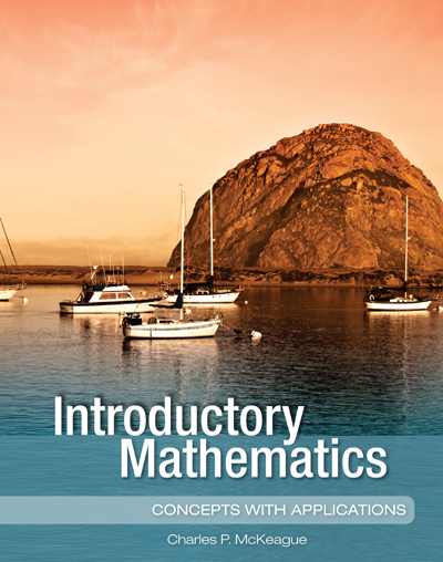 picture of Introductory Mathematics: Concepts with Applications