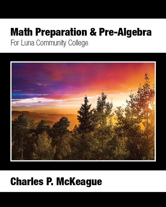 picture of Math Preparation & Pre-Algebra for Luna Community College