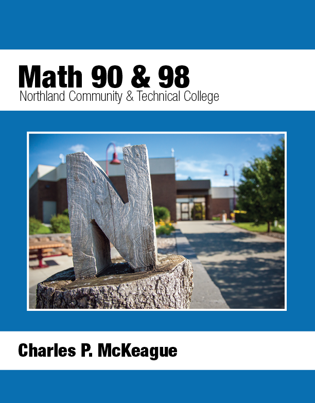 picture of Math 90 & 98 Northland Community & Technical College