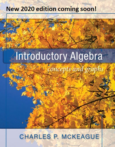picture of Introductory Algebra: Concepts and Graphs