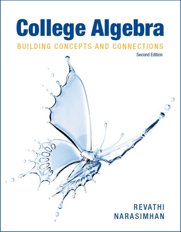 picture of College Algebra: Building Concepts and Connections 2e