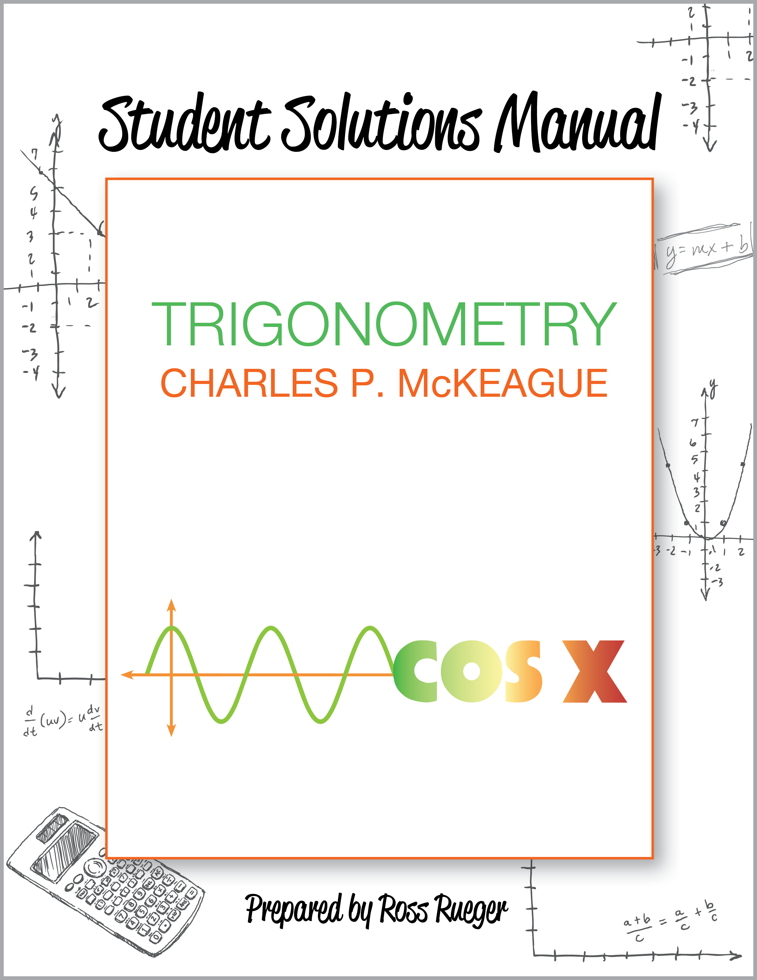 Student Solutions Manual for Trigonometry