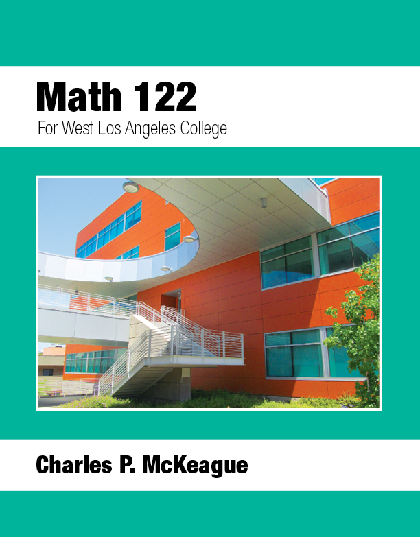 picture of West Los Angeles Math 122