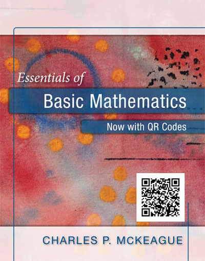 picture of Essentials of Basic Mathematics
