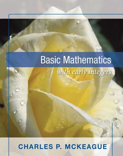 picture of Basic Mathematics with Early Integers
