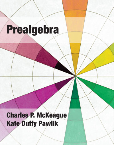 picture of Prealgebra