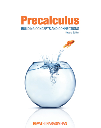 picture of Precalculus: Building Concepts and Connections