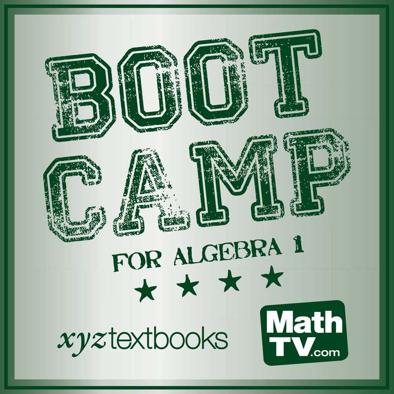 picture of Bootcamp for Algebra 1