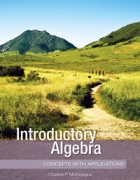 cover of Introductory Algebra: Concepts with Applications