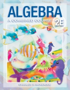 cover of Algebra: A Combined Course, Second Edition